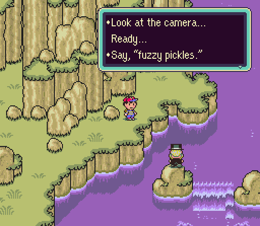 Nobody's E'er Talked 'Bout the EarthBound Series On this