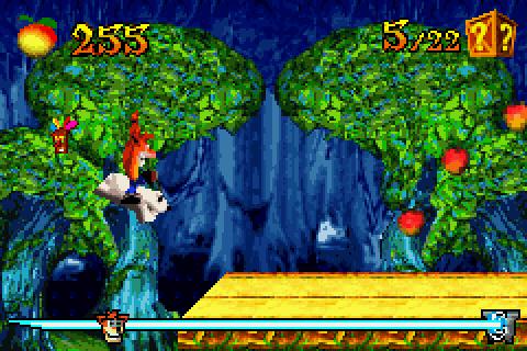 The Crash Bandicoot GBA Games   The Mezunian - Die Positivität ist