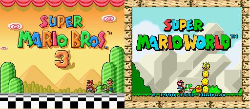 Super Mario Bros 3 Vs Super Mario World Happy Mar10 Day